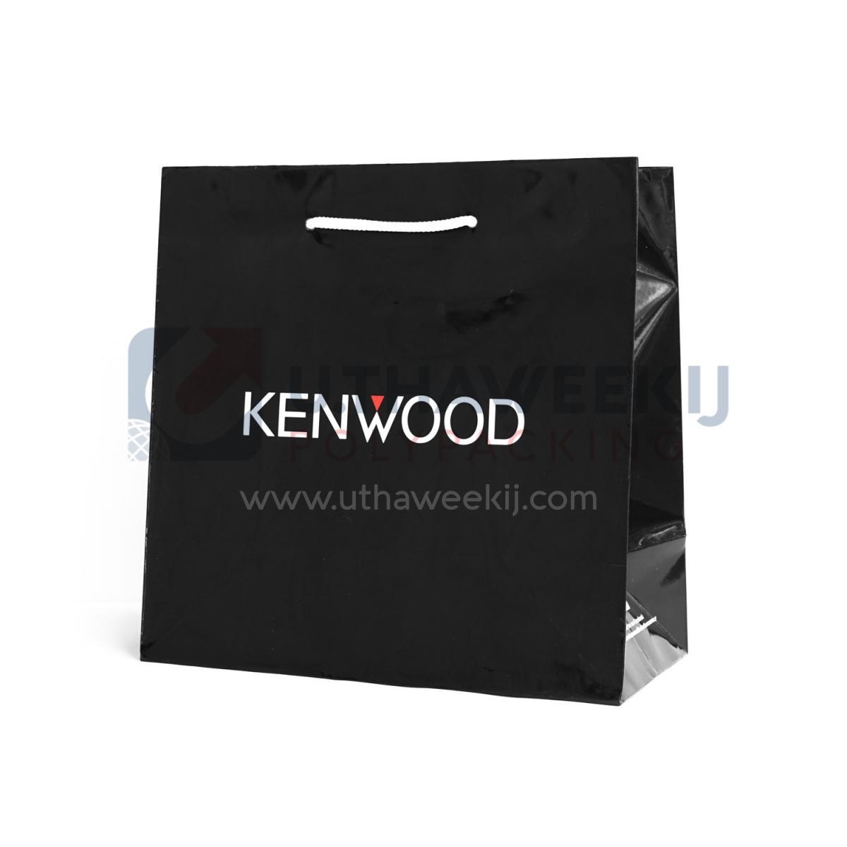 Glossy Art Paper Bag