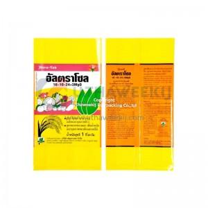 ซองซีลกลางFin/Lap Seal Laminate Bag