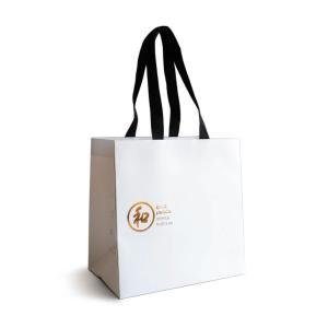 ถุงกระดาษอาร์ตแบบเคลือบด้าน - Matte Art Paper Bag